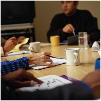 delavnica kako uspešno voditi sestanke