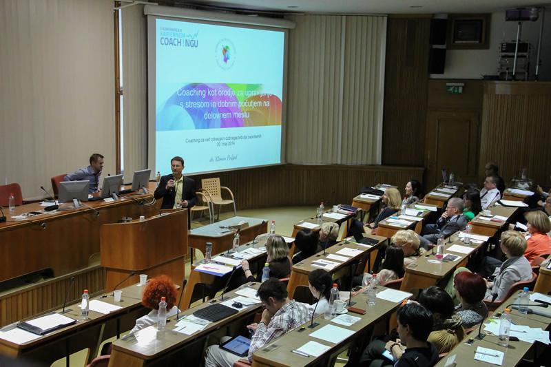 5. coaching konferenca v Državnem svetu