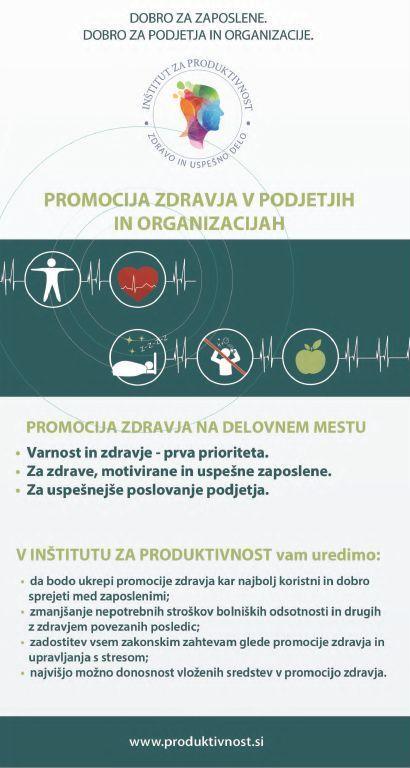 Delavnica promocije zdravja