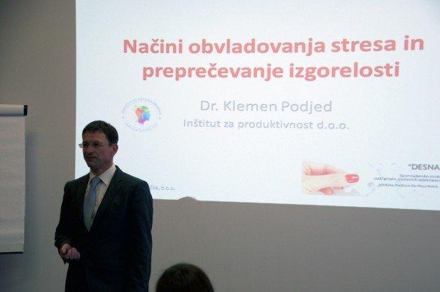 Strokovno srečanje vodij pisarn - dr. Klemen Podjed